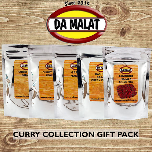 Curry Collection Gift Pack