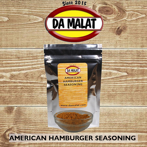 American Hamburger Seasoning