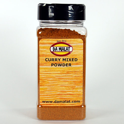 Curry Mixed Powder 250g Shaker Jar