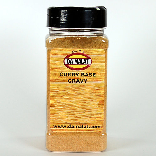 Curry Base Gravy 250g Shaker Jar