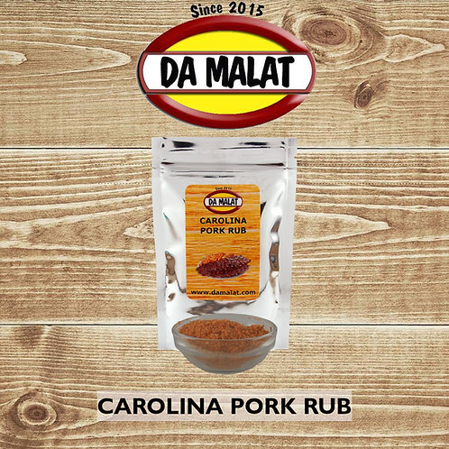 Carolina Pork Rub