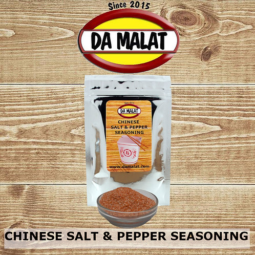 Chinese Salt & Pepper Seasoning