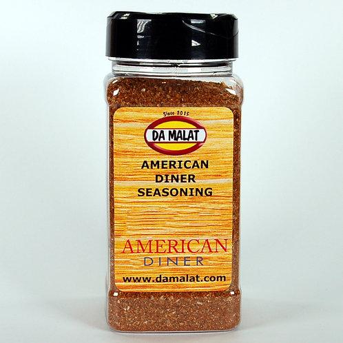 American Diner Seasoning 250g Shaker Jar
