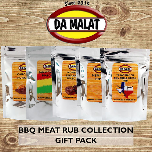 BBQ Meat Rub Collection