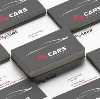 My Cars - Image de marque