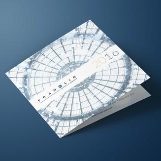 Franklin - Carte de vœux