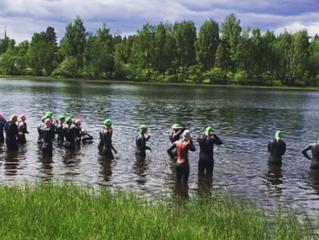 Rena Triathlon 18. juni