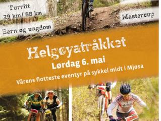 Helgøyatråkket lørdag 6. mai