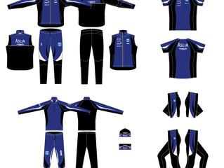 Bestilling av Åslia klubbklær