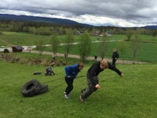 Rena alpinklubb inviterer til treningssamling medGårdskonkurranse