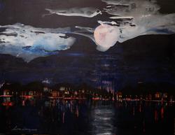Fullmåne_maleri