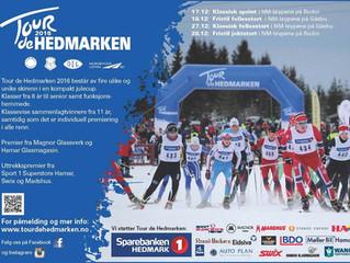 Tour de Hedmarken 2016