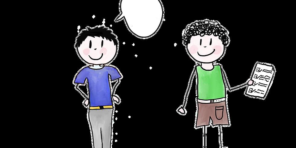 Die personenzentrierte Gesprächsführung mit Kindern nach Carl Rogers