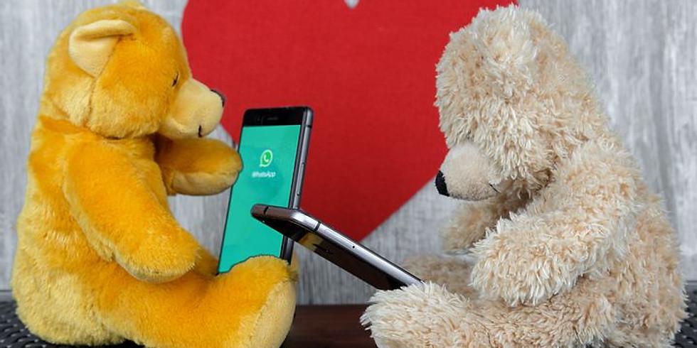 FÜR MITGLIEDER: Cleverer Umgang mit Internet, Smart Phone & Co