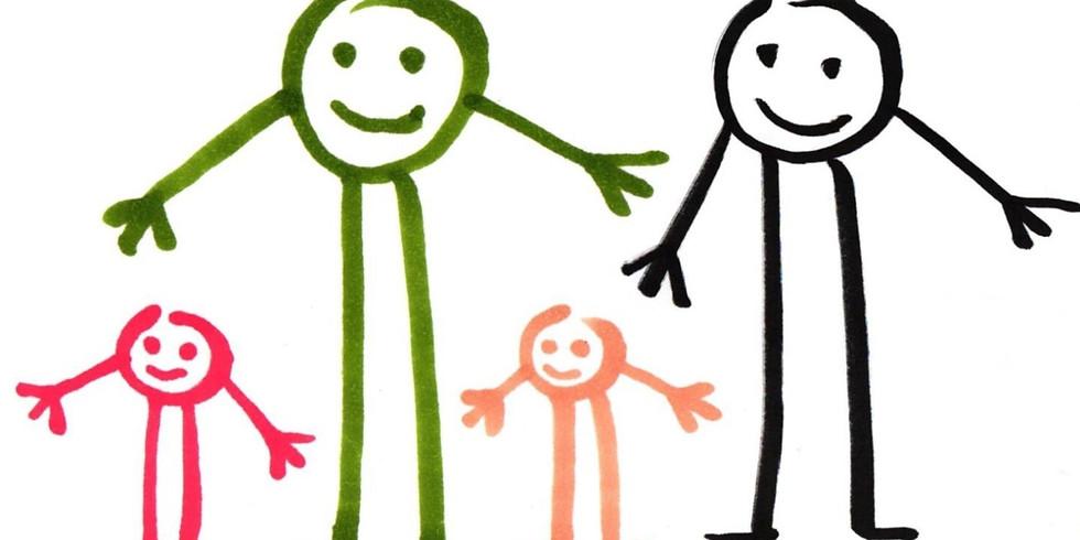 """""""Unschlagbar starke Familien"""" Online Kurs (6 Kursabende)"""