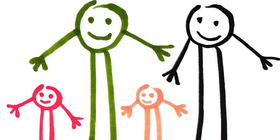 """""""Unschlagbar starke Familien""""  6 zusammenhängende Kursabende"""