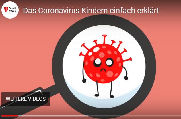 Das Corona Virus Kindern erklärt