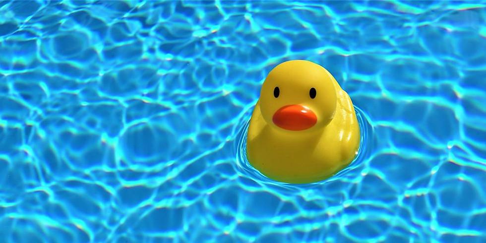 "Kinder vor Badeunfällen schützen - ""Ungetrübter Badespaß?"""