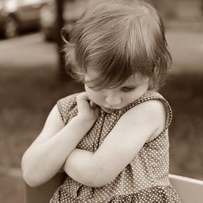 Kinder, die sich nichts trauen - Schüchternheit