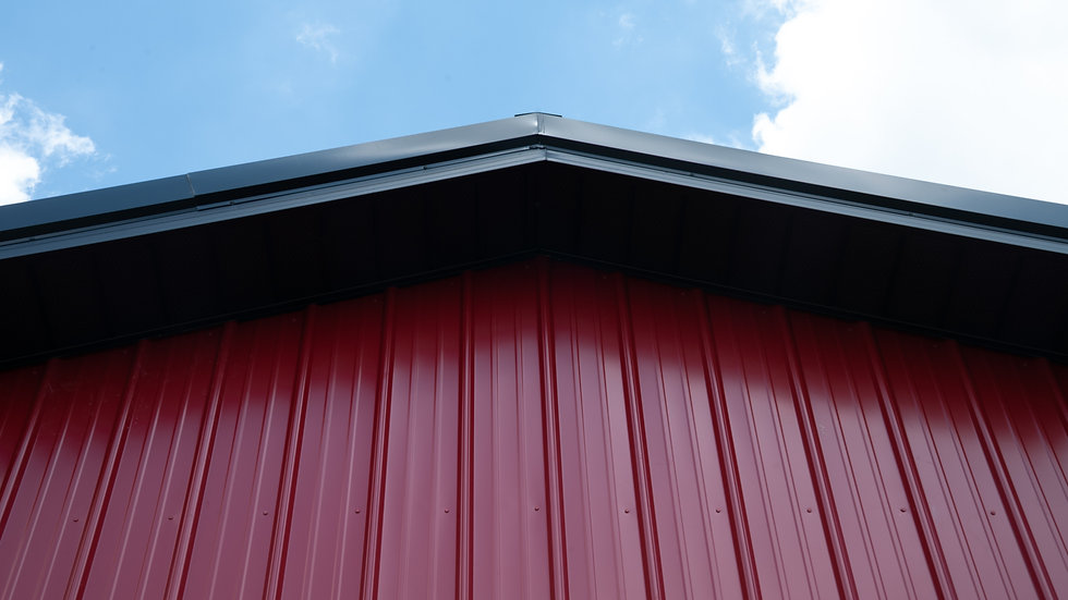 red barn roof pitch