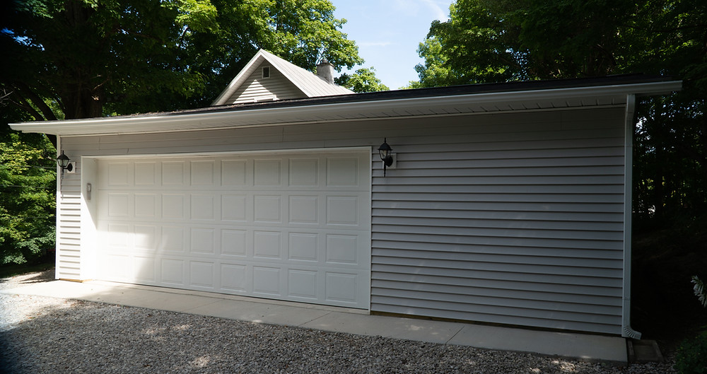 24x30 Pole Building Garage