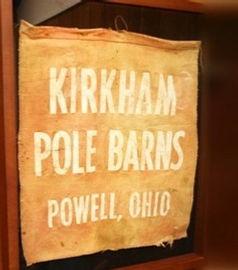 Kirkham and Sons Pole Barn Bag