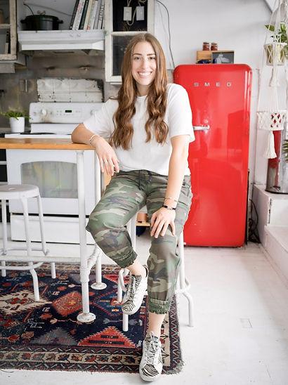 Rachel holistic nutritionist
