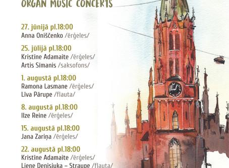 Ielūdz Ģertrūde un Zauers - vasaras koncerti