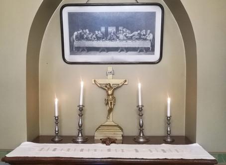 Aicinājums ziedot kapelas ierīkošanai Ģertrūdes baznīcā