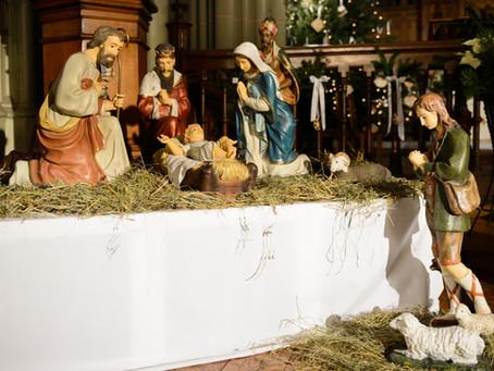 Kristus Piedzimšanas svētku laiks Ģertrūdē