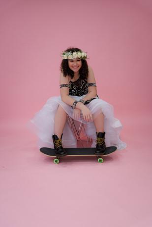 Mariana Ravelo - Dancer/Skateboarder/Actor