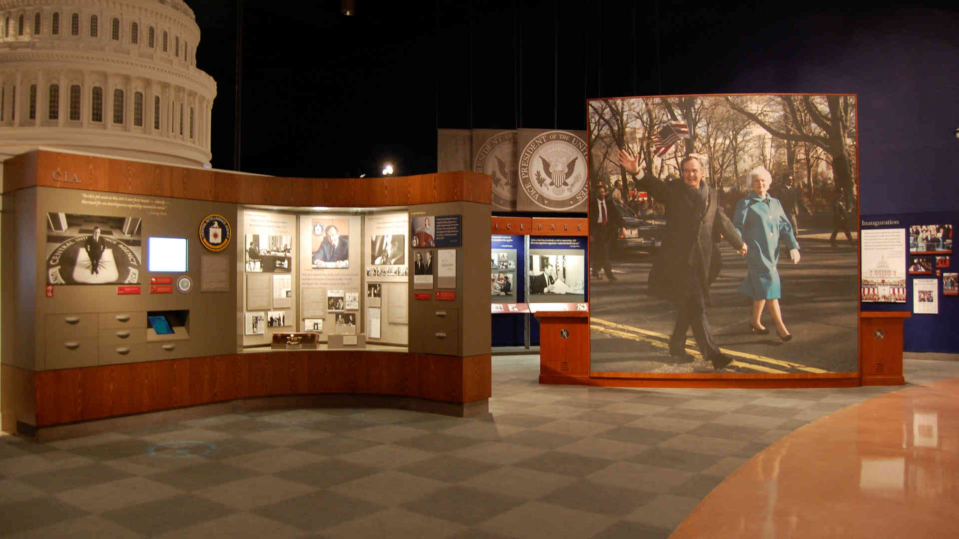 george bush library and museum