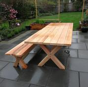 Cedar Tables