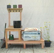 Cedar Potting Bencg