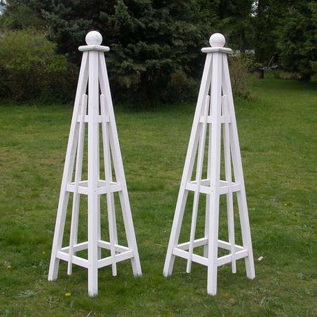 4' & 5' Obelisks