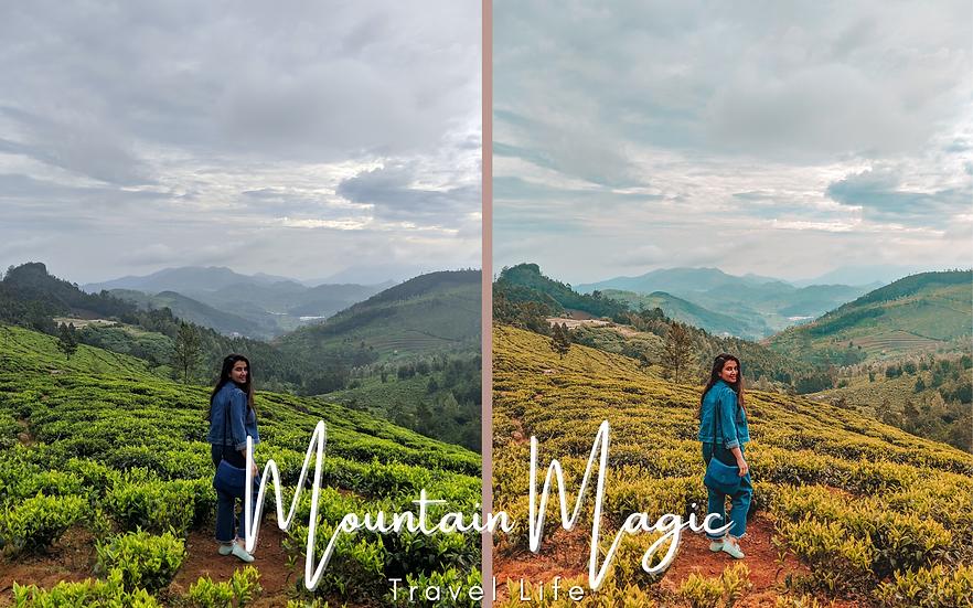 Mountain Magic | Lightroom Preset– Studio Adete