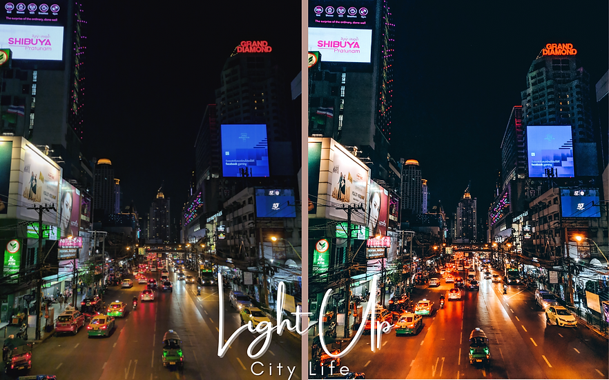Light Up   Lightroom Preset– Studio Adete