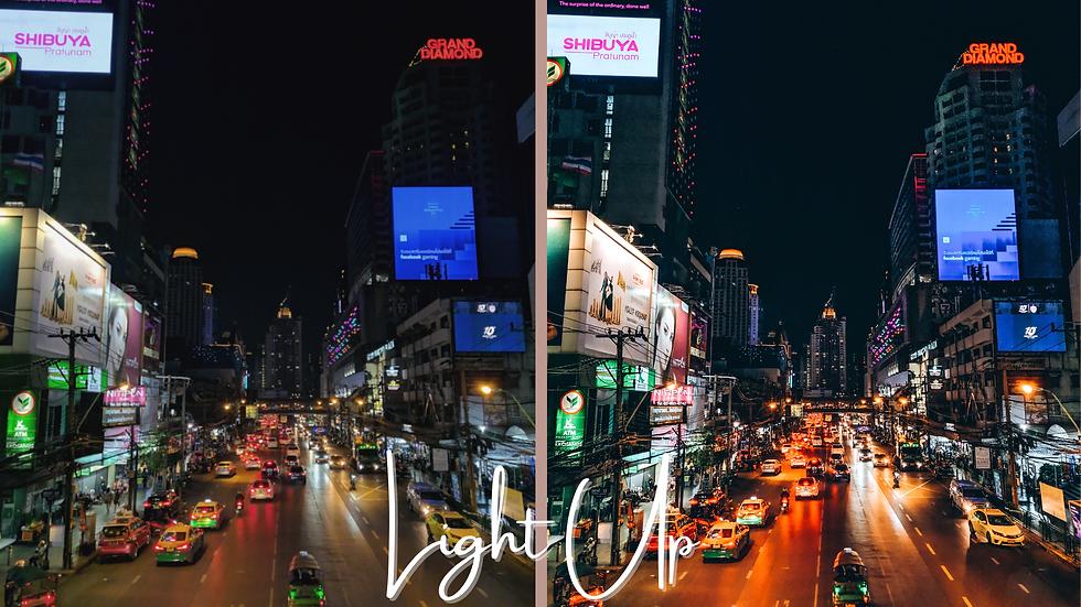 Light Up | Lightroom Preset– Studio Adete