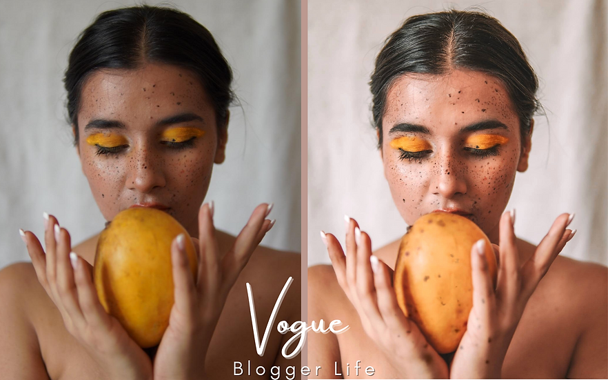 Vogue | Lightroom Preset– Studio Adete