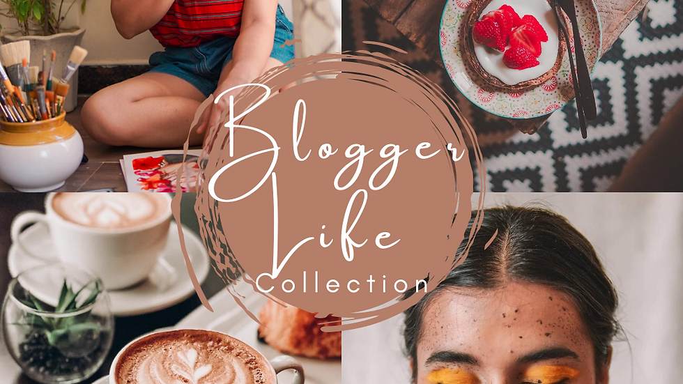 Blogger Life Collection – Studio Adete