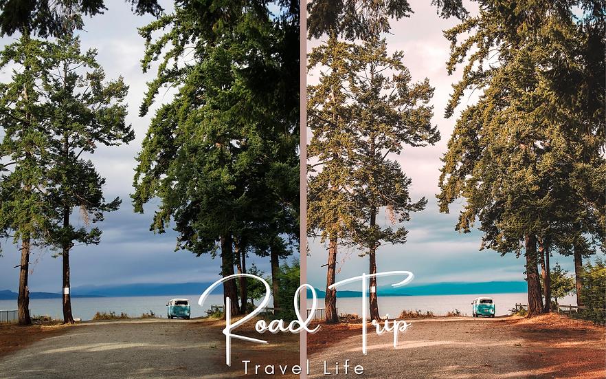 Road Trip   Lightroom Preset– Studio Adete