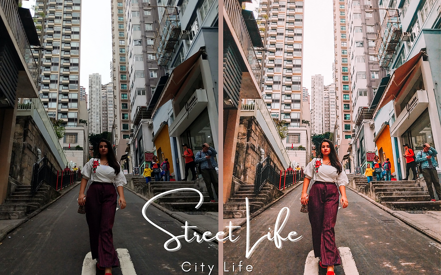 Street Life | Lightroom Preset– Studio Adete