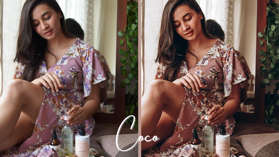 Coco | Lightroom Preset– Studio Adete