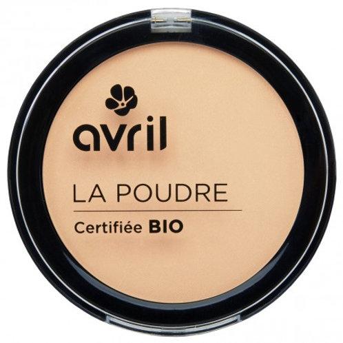 Poudre Compacte Avril certifié Bio