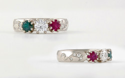 14K_Mother's_Ring_w_Ruby_Diamond_and_Alexandrite