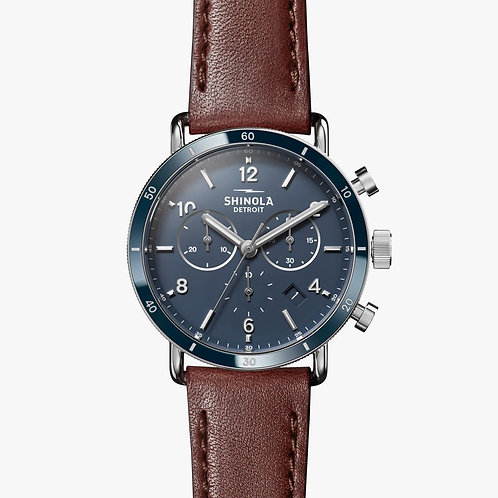 The Canfield Sport Chrono 40MM