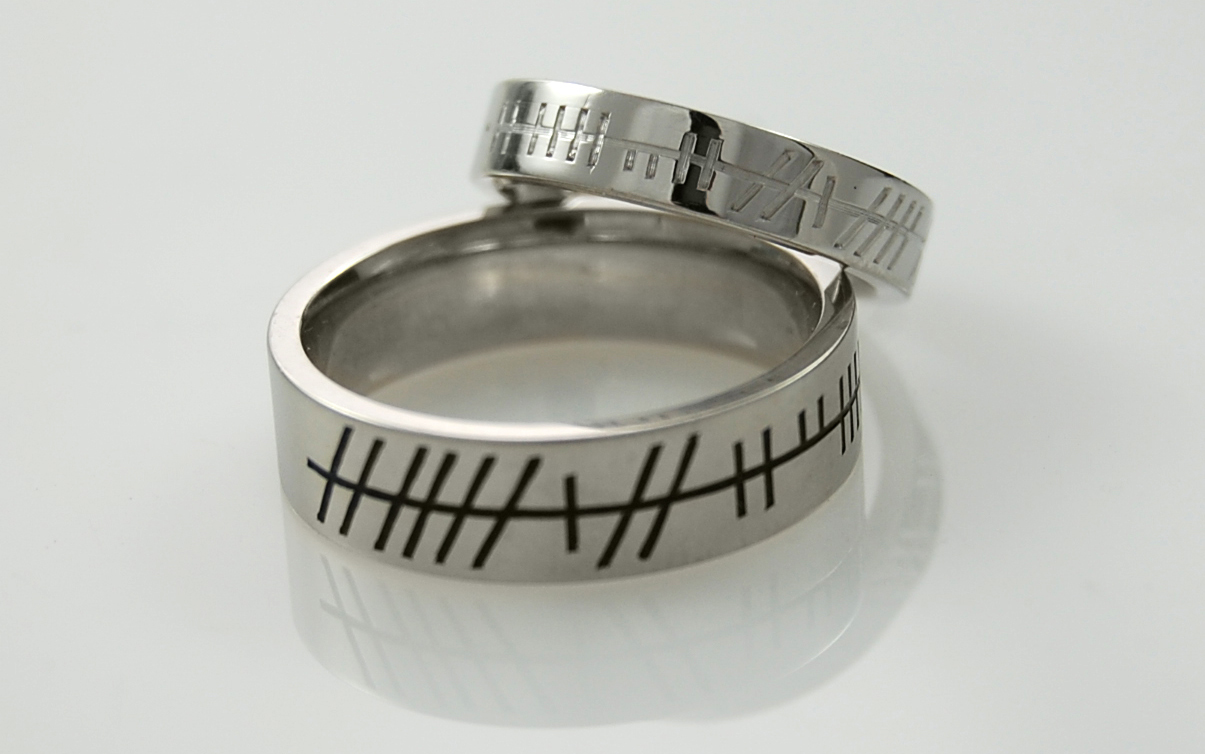 Hand Engraved Set