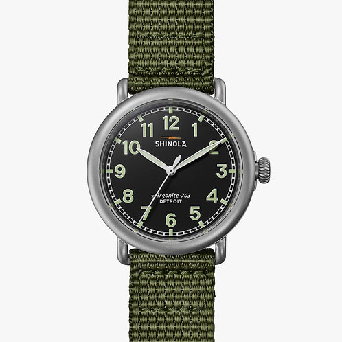 The Runwell Field Watch 41MM