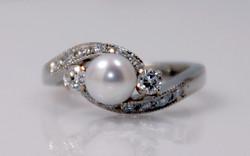 Pearl & Diamond Bi-Pass