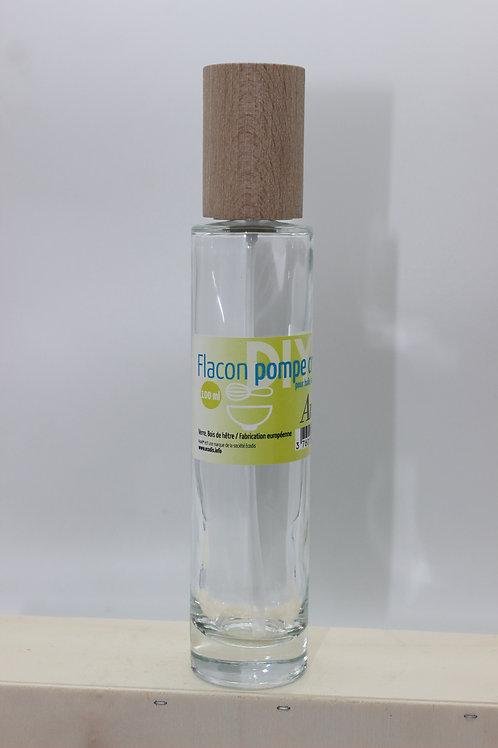 Flacon pompe 100ml - cosmétique